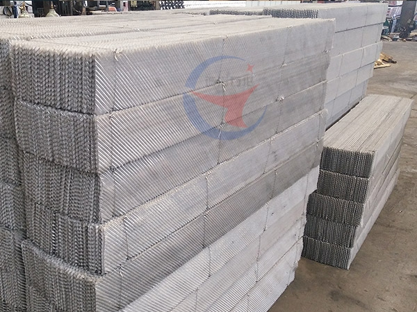 Wire Mesh Structured Packing